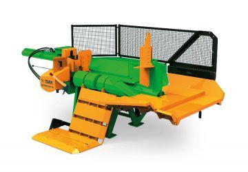POSCH kloofmachine Splitmaster 30T met easy mes m8465ny