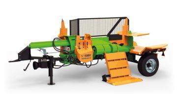 POSCH kloofmachine Splitmaster 30 400 V Turbo aftakas M8472NTG